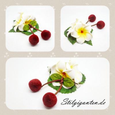 Stilgiganten Kirschen Spangen